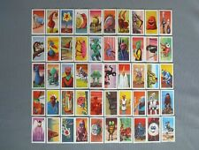 Primrose Set of 50 Krazy Kreatures from Outer Space 1972 In Mint Condition