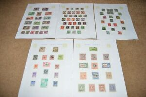 Collection INDIA stamps