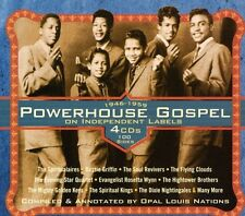 Powerhouse Gospel On Independent Labels (2010, CD NEUF)