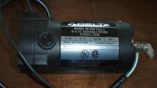 """NOS Delta 40-650 Type 1 & 2 Q3 18"""" Variable Speed Scroll Saw Motor p/n 1347414"""