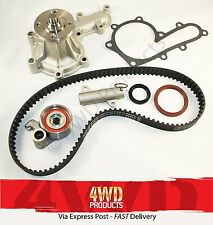 Water Pump/Timing Belt/Tensioner kit - Landcruiser HDJ78 HDJ79 4.2TD (01-07)