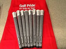 8 Golf Pride Z Grip Full Cord Midsize Golf Grips