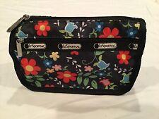 LeSportsac Floral Cosmetic Bag