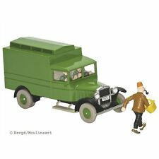 Tim und Struppi  Tintin   Gefängnis Lastwagen Transports  Moulinsart Neu (L)