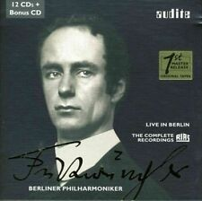 Edition Wilhelm Furtwängler - The Complete RIAS Recordings, New Music