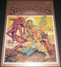Star Raiders #1 Elliot Maggin Jose Luis Garcia Lopez DC Graphic Novel 1983