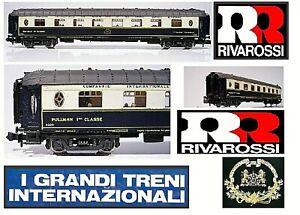 RIVAROSSI 9592 Vintage Railway Carriage Pullman 1a Cl.ciwl Orient Express 4029