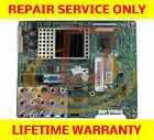 Samsung LN40A550P3FXZA Main Board *** REPAIR SERVICE *** TV Cycling On and OFF