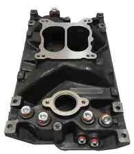 Cast Iron VORTEC 5.7L / V8 Marine 4bbl Intake Manifold, Volvo/OMC/Merc 1996 & Up