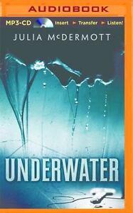 Underwater by Julia McDermott (2014, MP3 CD, Unabridged)5
