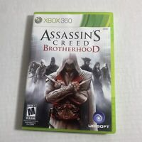 Assassin's Creed: Brotherhood - Xbox 360 Video Game Complete Free Shipping