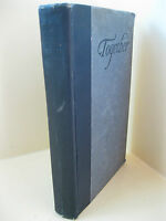 Together - Norman Douglas, First Edition, New York, Robert M. McBride, 1923