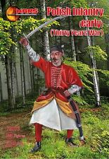 Mars - Polish Infantry early (Thirty Years War) - 1:72
