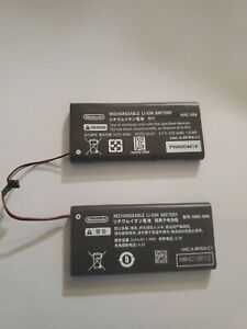 2 x Replacement Battery Nintendo Switch Joy-Con Fits HAC-006 525mAh Left Right