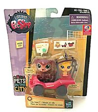Hasbro Littlest Pet Shop Pets in the City #220 #221 New