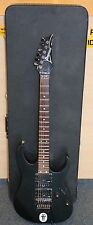 1998 Ibanez RG570 6-String (Black) Electric Guitar w/ Hard Case Pre-owned Japan