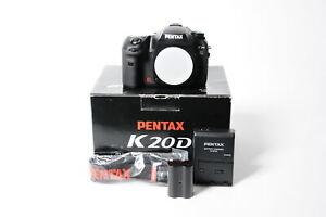Pentax K20D 14.6MP Digital SLR Camera Body #895