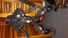 Metall Deco Art Metall 1/4 Predator ca 60 cm Riesig und schwer Exclusive Statue