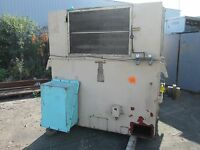Allis AC Motor COGX 2250HP 4000V 60Hz 1009 Frame 282A 3600RPM Used