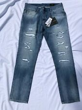 Dolce and Gabbana (D&G)Euro 54 Waist mens blue jeans new with tags G6XPCDG8U261