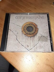 WHITESNAKE 1987 CD EMI Uk 🎶 David Coverdale 🎤 Still Of The Night 🎶