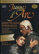 Jeanne d'Arc (met o.a. Rutger Hauer) (2 DVD)