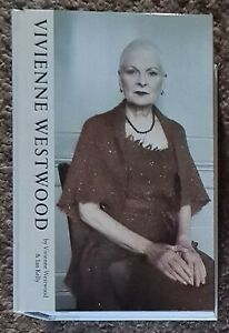 'Vivienne Westwood' hand signed hard back book by Vivienne in person. New