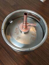 Alcohol Distiller Moonshine Thumper For Sanke Keg Stainless Tri Clamp DIY Kit