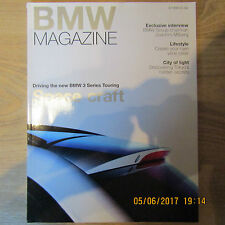 BMW Great Britain GB Official Magazine APRIL 1999 E46 3 Series Touring / Estate