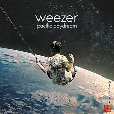 Weezer Pacific Daydream LP Vinyl 10 Track With Inner Sleeve Insert and Downlo