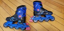 Hot Wheels Kids' Multi-Size Inline Skates Size small (10/11/12)