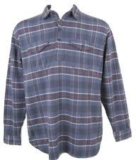 "NEW Polo Ralph Lauren Plaid Pullover Shirt (Jacket)!  XL  ""Cut Large & Roomy"""
