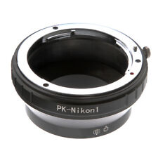 Pentax K Lens to Nikon 1 Mount Camera Adapter Ring For V1 V2 V3 J1 J2 J3 J4 J5