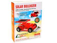 Education Solar Toy Solar Bulldozer Science Kit Set Gift Toy Present age 10+