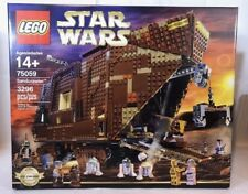 Lego Star Wars 75059 -SANDCRAWLER -Ultimate Collector's Series-New Sealed- Jawas