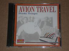 AVION TRAVEL - PERDO TEMPO - CD COME NUOVO (MINT)
