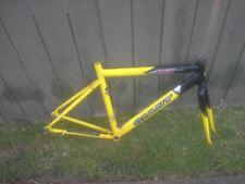 2001 Giant OCR3 bike frame/fork-size M Aluminum frame - CroMo fork