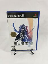 Final Fantasy XII 12 for Sony PlayStation 2 PS2, Good, Complete Condition