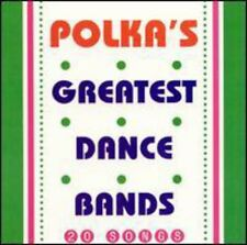 Various Artists, Pol - Polkas Greatest Dance Bands / Various [New CD]