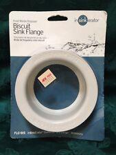 In SinkErator & Badger Food Waste Garbage Disposal Flange, Biscuit NIP FLG-BIS