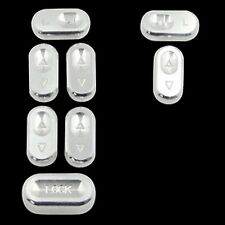 87-93 FORD MUSTANG CONVERTIBLE BILLET WINDOW SWITCH KIT
