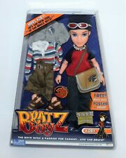 2003  BRATZ  BOYZ MEET KOBY DOLL NEW