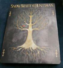 Snow White & The Huntsman (Blu-ray + DVD, Steelbook)