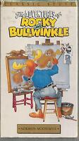 The Adventures of Rocky & Bullwinkle Volume 8 Norman Moosewell VHS Very Good