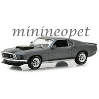 GREENLIGHT 86540 JOHN WICK 1969 FORD MUSTANG BOSS 429 1/43 DIECAST CAR GREY