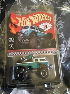 2018 Hot Wheels RLC Volkswagen T1 Rockster MONMC
