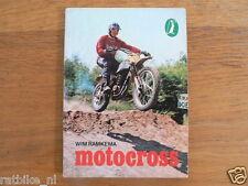 658A MOTOCROSS ABOUT 1974,ROGER DE COSTER,HALLER HONDA FOUR,HUSQVARNA TEAM YAMAH