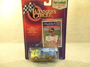 New 1998 Winners Circle 1:64 NASCAR Dale Earnhardt Wrangler 1981 Thunderbird #2