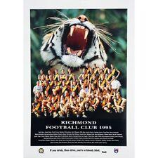 Richmond Tigers 1990s AFL & Australian Rules Football Memorabilia