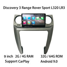 Car Multimedia Player Stereo Radio Android for Land Rover Discovery 3 Sport LR3
